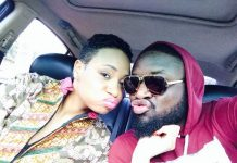Popular Ghanaian actor and fashion designer, Elikem Kumordzi, has revealed his Zimbabwean wife, Pokello Nare, gets really uncomfortable when he plays romantic roles in movies.