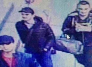 CCTV has emerged of the three suspected attackers at Istanbul's Ataturk airport