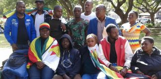 Despite having been imprisoned and failing to pay bail, anti-President Robert Mugabe protesters who were released from remand prison over the weekend say they will not slacken their protests until the Zanu PF regime gives in to their demands.