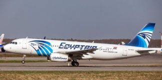 EgyptAir Flight 804 from Paris to Cairo crashed into the Mediterranean on 19 May