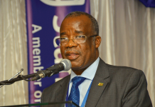 Secretary for Mines and Mining Development Professor Francis Gudyanga