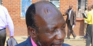 Businessman and former Chitungwiza Ward 25 councillor Fredrick Mabamba