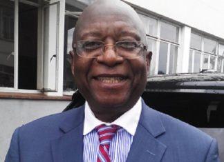 NRZ board chairman Mr Larry Mavima