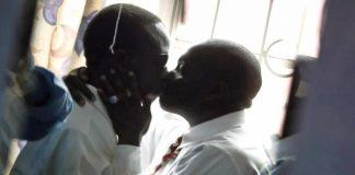 Several gay Kenyans have been prosecuted in the past few years