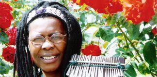 renowned Mbira music maestro, Stella Chiweshe