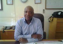 Hwange Colliery managing director Mr Thomas Makore