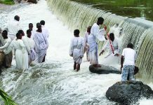 6 children die during Apostolic baptism