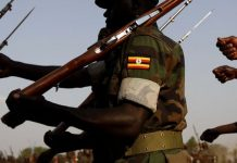 There have been several incidents in recent years where Ugandan soldiers have gone on the rampage