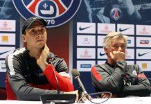 Zlatan Ibrahimovic and Carlo Ancelotti Press Conference