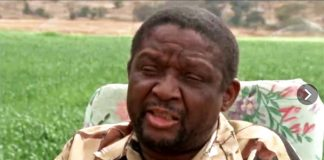 Brigadier Agrippah Mutambara