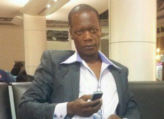 Chris Chivinge, the Zimbabwe Broadcasting Corporation (ZBC) acting head of radio services