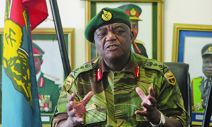 'Retired' General Constantine Chiwenga