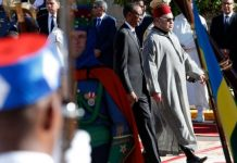 Last month Morocco's King Mohammed VI met Rwandan President Paul Kagame, whose country is hosting the AU summit