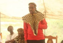 King of Amangwe, Ntshosho Zwane 11