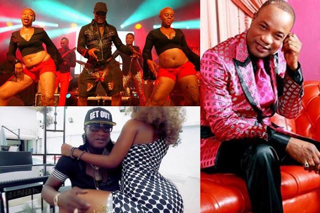 Koffi Olomide case: Kenya deports singer over airport 'kick'