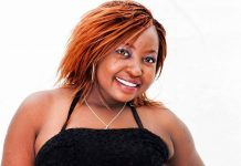 Controversial Zim Dancehall singer Lady Squanda