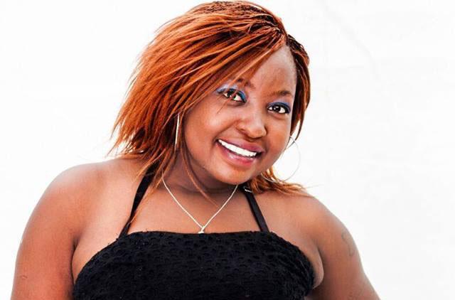 Controversial Zim Dancehall singer Lady Squanda