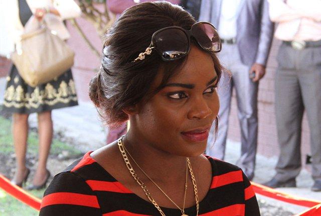Miss Zimbabwe Trust chairperson Marry Chiwenga
