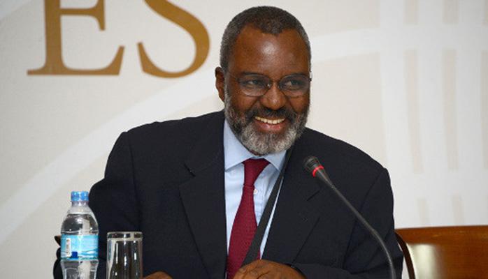 Dr Nkosana Moyo was Minister for Industry and International Trade in Zimbabwe under President Mugabe