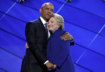 Mr Obama says no person has ever been more qualified to be president