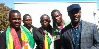 Patson Dzamara (left) and Temba Mliswa (right)