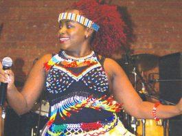 Versatile artiste Sandra Ndebele