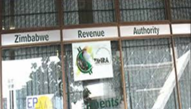 Zimbabwe Revenue Authority (Zimra)