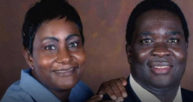 Leaders of Mathias and Mildred Ministries, pastors Mathias and Mildred Madzivanzira