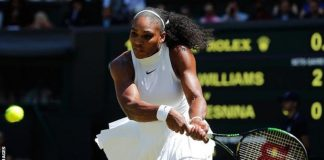 Victory on Saturday would give Serena Williams her seventh Wimbledon title - and 22nd Grand Slam