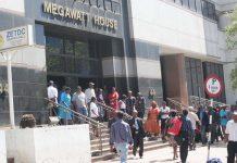 ZESA Megawatt HQ in Harare