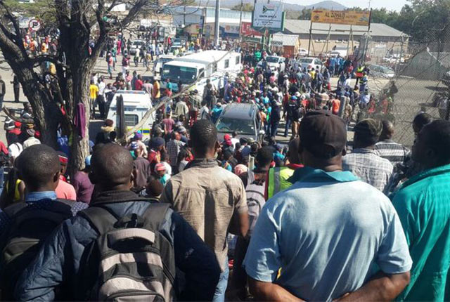 Promulgation of the statutory instrument recently torched protests in the border town of Beitbridge that connects with South Africa as unemployed citizens who depend on informal trade shut down the port.
