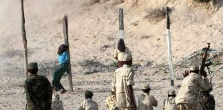 Executions by firing squad in Indonesia