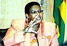 MDC-T vice president Thokozani Khupe