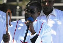 President Robert Mugabe has invested heavily in fishing for votes amongst the popular Apostolic Sects in Zimbabwe