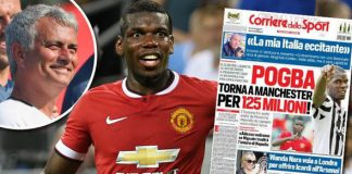 Manchester United 'agree €120m fee for Paul Pogba'