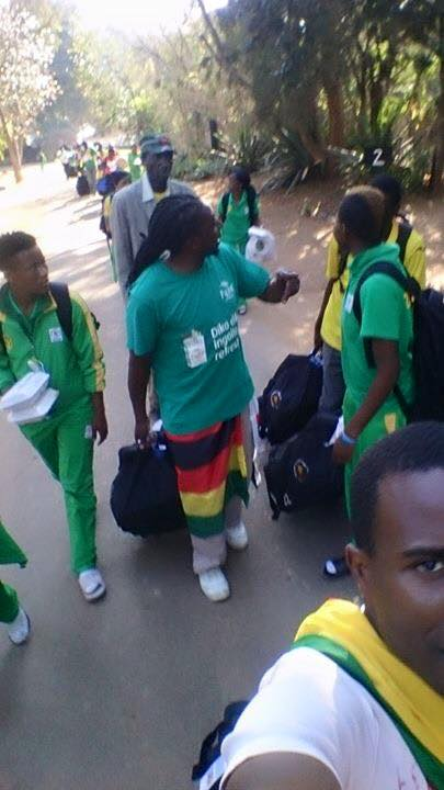Mighty Warriors back from Rio Olympics in Brazil