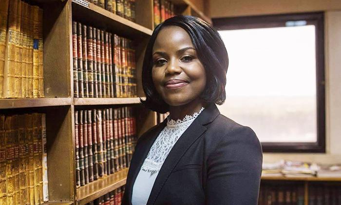 Advocate Fadzayi Mahere