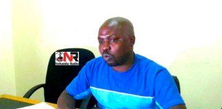Godfrey Tsenengamu, the former ruling Zanu PF youth chairman for Mashonaland Central