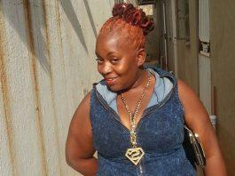 Gonyeti aka Pamela Zulu
