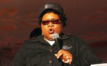 Former Vice President Joice Mujuru