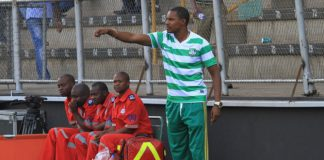 FC Platinum coach Norman Mapeza (Picture by The Standard)