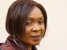Women Affairs, Gender and Community Development Minister Nyasha Chikwinya