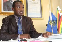 National police spokesperson Chief Superintendent Paul Nyathi