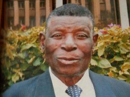 The late Philip Mnangagwa