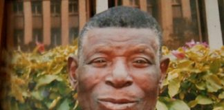 The late Philip Mnangagwa