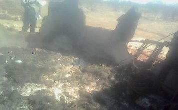 The MDC-T youth's house was set on fire by suspected Zanu PF activists.