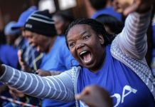 The Democratic Alliance is now in charge of several big South African cities