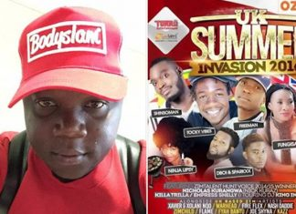 Bodyslam takes Zim talent to the UK