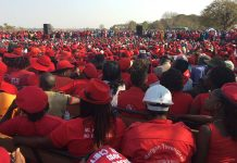 Nelson Chamisa: Kuwadzana East Constituency rally in PICTURES