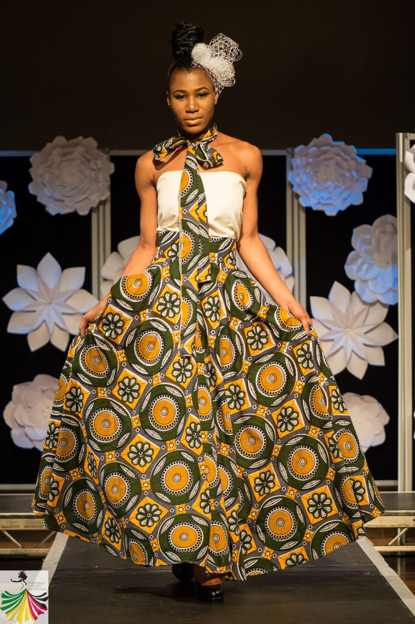 Zimbabwe Fashion Showcase UK In PICTURES